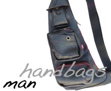 Man handbags